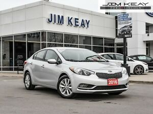 2016 Kia Forte LX   - $58.11 /Week - Low Mileage