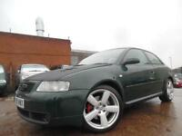 AUDI S3 QUATTRO 1.8 TURBO 3 DOOR HATCHBACK