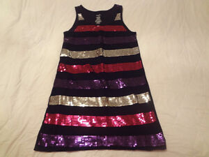 Girls Sequined Party Dress size 10