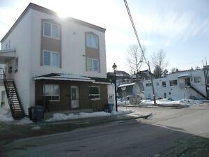 8 logements au 176-178A rue Bossé Chicoutimi G7H 1L4