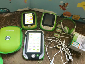 LeapPad and Accessories