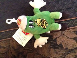 "Jelly Belly Plush 2001 8"" with tag new"