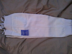 Slightly Used Leon Paul FIE foil Fencing Gear Jacket Pants