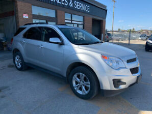 2014 Chevrolet Equinox LT SUV, AWD, FRESH SAFETY! CLEAN TITLE!