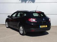 2013 RENAULT MEGANE 1.5 dCi 110 Expression+ 5dr Estate