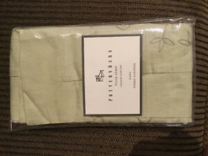 Pottery Barn Euro Shams - Brand New
