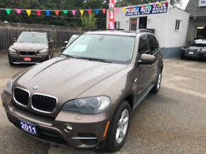 2011 BMW X5 35D Gas alternative to let you drive more!!