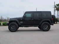 **WANTED**2011 Jeep Wrangler Other