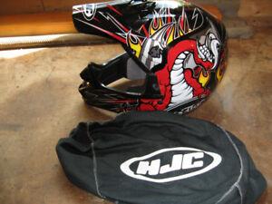 Casques de moto ou VTT