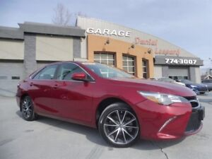Toyota Camry SDN, AUTO, XSE, CUIR SUEDE, GPS, CAM RECUL, VGA   2