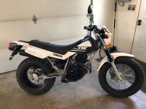 Like new Yamaha Tw 200