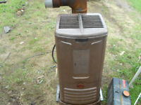 COLEMAN GRAVITY FED OIL STOVE