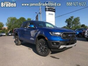 2019 Ford Ranger Lariat  - Leather Seats -  Heated Seats - $332