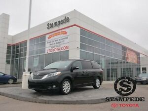 2015 Toyota Sienna 5DR LIMITED AWD  - Certified