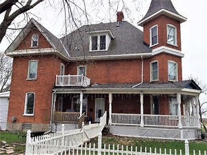 3 Storey Victorian Home just West of Trenton. OPEN HOUSE SAT.