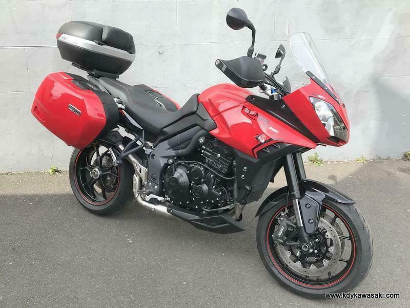 Triumph Tiger Sport 1050 Includes 3 Box Luggage In Kirkcaldy