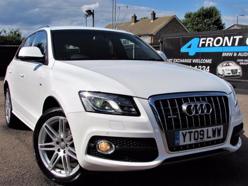 2009 audi q5 2 0 tdi quattro s line 5dr automatic diesel 4x4 4x4 diesel in eltham london. Black Bedroom Furniture Sets. Home Design Ideas