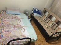 Two beds on sale, convertible into sofa