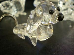 4 - Swarovski Silver Crystal Figurines Kitchener / Waterloo Kitchener Area image 4