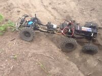 Axial scx10 6x6 FOR SALE AND TRADE