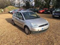 2005 Ford Fiesta 1.2 LX 12 Months MOT 3 Former Keepers