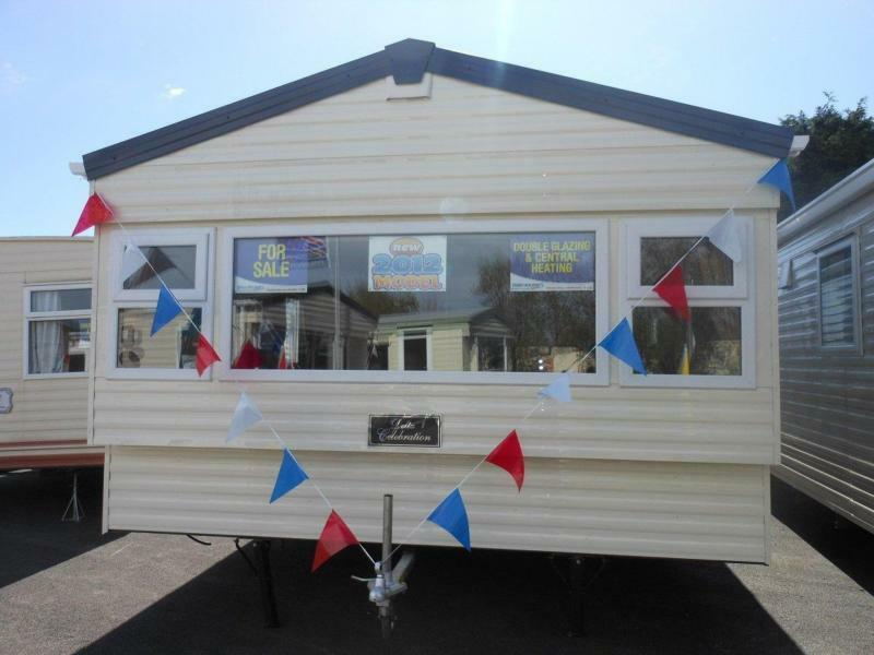 Static Caravan Dawlish Devon 2 Bedrooms 6 Berth Delta Celebration 2013 Golden