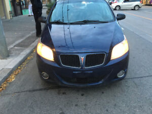2009 Pontiac Wave Hatchback