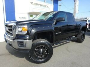 2015 Gmc Sierra 1500 Double Cab, 6 Inch LIFT, 35 Inch Tires, 29,