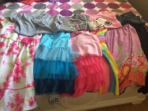 Girls size 8 large lot of clothes