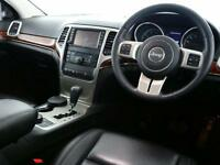 2012 Jeep Grand Cherokee 3.0 CRD V6 Limited Station Wagon 4x4 5dr