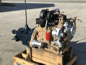 Looking for  a 4BT Cummins an transmission