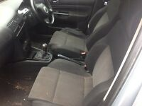 Vw golf mk 4 front and rear seats