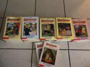 Babysitter's Little Sister Book Collection - Books 1-48