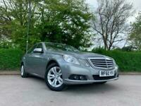 2010 Mercedes-Benz E Class E250 CDI BlueEFFICIENCY SE 4dr Tip Auto SALOON Diesel