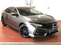 2020 Honda CIVIC HATCHBACK 1.0 VTEC TURBO (126ps) EX Sport Line Hatchback Petrol