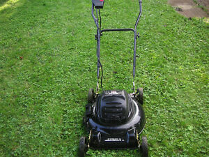 Electric Lawnmower, Jobmate, 8 amps, 18-inch