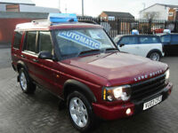 Land Rover Discovery 2.5Td5 ( 7 st ) auto 2003 ES