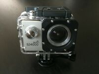 SJCam4000 WiFi Action Camera like GoPro with LCD-$170