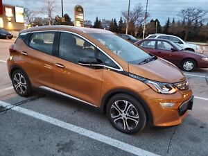 2017 Chevrolet Bolt EV Premier Hatchback
