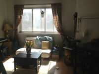 AWESOME studio apt. for LEASE TRANSFER July 1 SGW Concordia