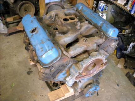 Pontiac 400 V8 Engines,70s Vintage