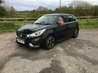 2019 MG MOTOR UK MG3 1.5 VTi-TECH Exclusive 5dr HATCHBACK Petrol Manual