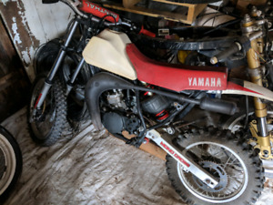 1984 yz80 plus second in pieces