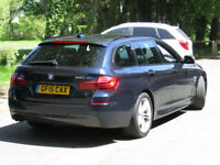 BMW 520 2.0TD Touring Auto d M Sport***STUNNING CAR***£3000 WORTH OF UPGRADES***