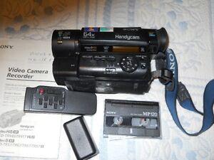 video camera, bag, dvd recorder