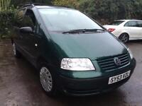 Volkswagen Sharan 1.9TDI PD ( 130bhp ) 2004MY Carat - ULTIMATE FAMILY BUS