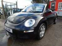 2008 Volkswagen Beetle 1.6 Luna 2dr,FSH,Private plate included,Low rate finan...