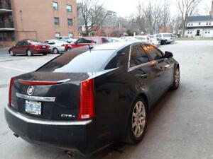 Cadillac CTS, fully loaded , 2008