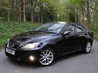 2011 11 Lexus IS 200d 2.2TD (148 bhp) Advance..FULL LEXUS DEALER SERVICE HISTORY