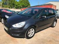 Ford S-MAX 1.8TDCi ( 125ps ) 6sp 2006.5MY Zetec 7 SEATER DIESEL MPV